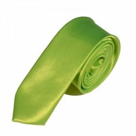 Limegrønt slips