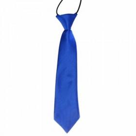 Blå slips til børn