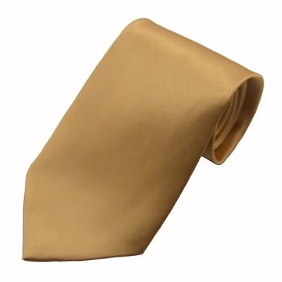 Guld bredt slips