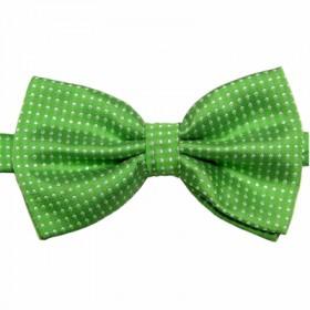 Prikket grøn butterfly