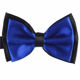 Tofarvet blå butterfly