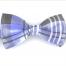 Mønstret blå børnebutterfly