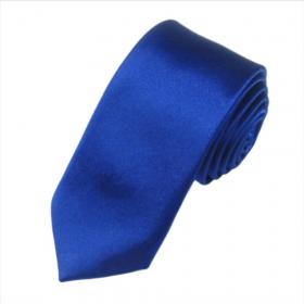 Kongeblåt slips