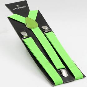 Limegrønne seler